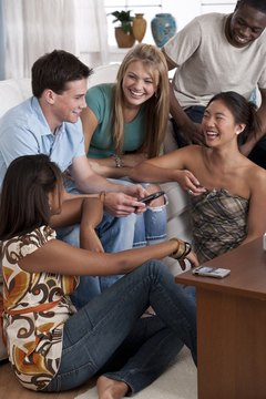 Icebreaker exercises will help you talk in a group setting.