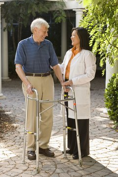 Vestibular rehabilitation therapists help people overcome dizziness and vertigo.