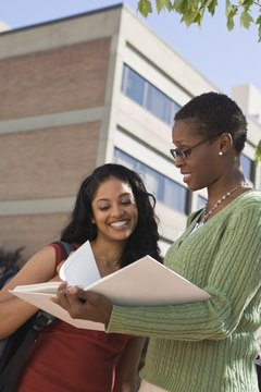 Guidance counselors offer secondary students a variety of services.