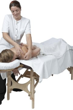 One advantage to a career in massage therapy is that it is portable.