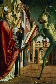 Puritans saw the Devil as a necessary component of God's creation.