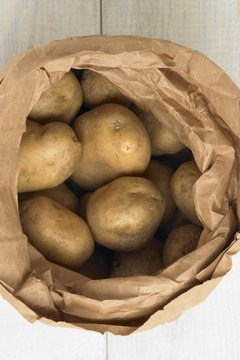 Like other starches, potatoes turn into sugar during digestion.