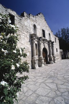 The Battle of the Alamo propelled Texas' independence and later the dispute between the U.S. and Mexico.