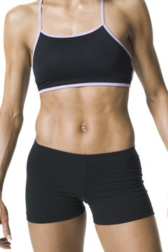 Targeted exercises can help you get a slim and trim tummy.