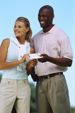 A golfer's handicap is a measure of his or her skill level over a period of time.