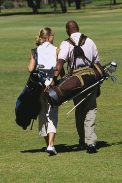 Golf is a great sport for maintaing a healthy and active lifestyle.