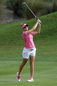 Paula Creamer is a golf fashion trendsetter.