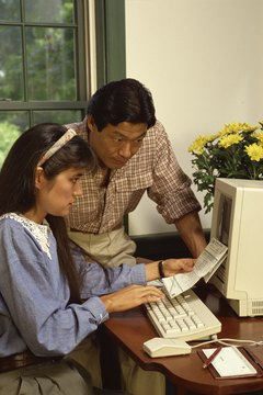 Couples use joint accounts to pay bills and build savings.
