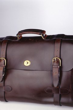Pick a briefcase that easily holds your personal documents while maintaing its shape.