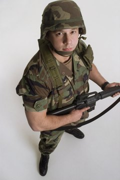 The BDU was the standard Army uniform from 1981 - 2005.