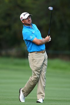 Graeme McDowell of Northern Ireland won the decisive match for Europe at the 2010 Ryder Cup.