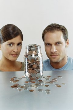 Pool your pennies and dump them into a money market fund.