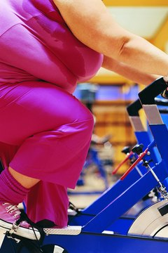 Aerobic exercise burns fat.