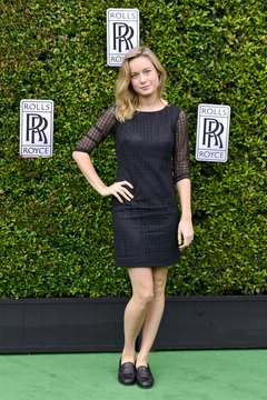 Depending on the occasion, an LBD like Brie Larson's can work even for daytime dates.