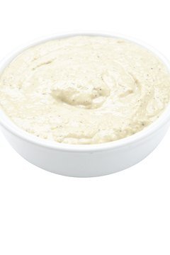 Hummus is typically high in fat.