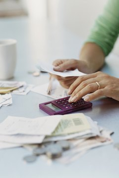 Knowing where your money goes makes it easier to control your finances.