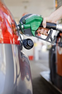 State and federal taxes make up about 50 cents of the cost of a gallon of gas.