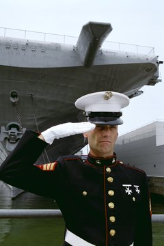 Marines may leave the service honorably with an administrative discharge.