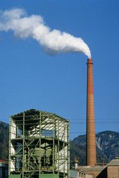 air pollution and photosythesis