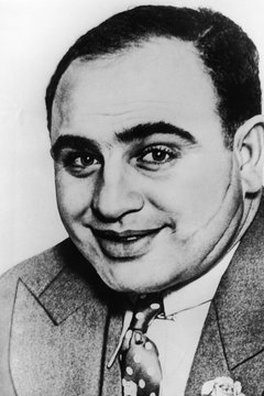 "Al Capone had the nickname ""Scarface"" after a run-in with a knife-wielding enemy."
