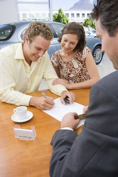 Leasing a car can be an attractive alternative to financing a new car purchase.
