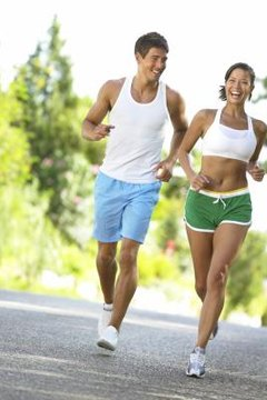 Increasing exercise duration boosts your calorie needs.
