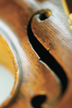 Bach's violin compositions demand both brilliance and bravura.