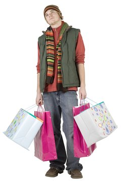Shopping can be highly addictive for teens.