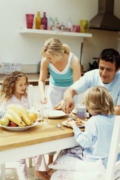 A family trust allows your children to inherit property without probate issues.