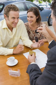 Most car loans are calculated on a simple interest basis.