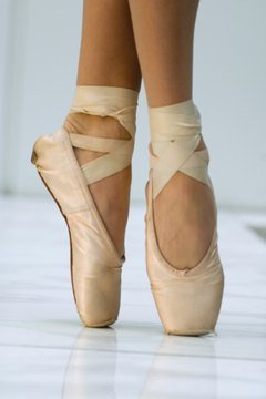 Ankle-strengthening exercises are particularly helpful for pointe dancers.