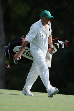 Steve Williams earned more than $1 million caddying for Tiger Woods in 2006.