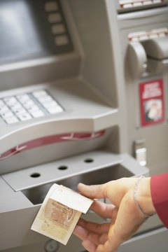 A frozen checking account can be a major annoyance.