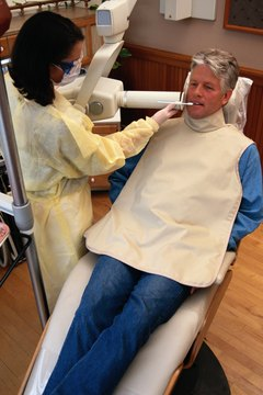 Dental hygienists can perform X-rays or administer anesthetics in many states.