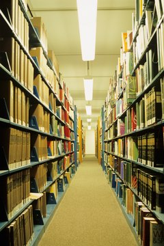 Many archivists call libraries their second home.