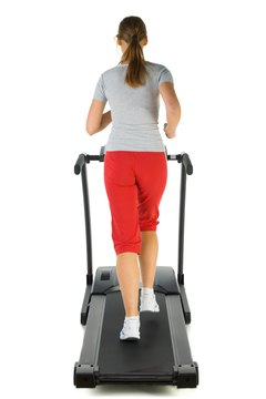 Count on the treadmill for glute toning.