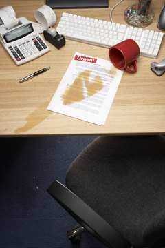 A dirty office can make your business seem unprofessional -- or worse -- can be a health hazard.