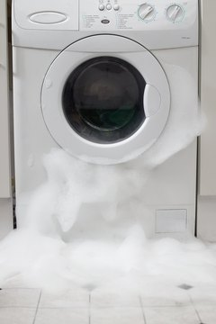 Leaky washy machines could lead to personal property damage.