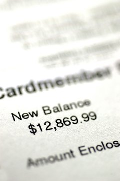 Your credit report might include incorrect balances that you should validate.
