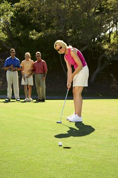Spending more time on the practice putting surface is one of the best ways of lowering your scores.