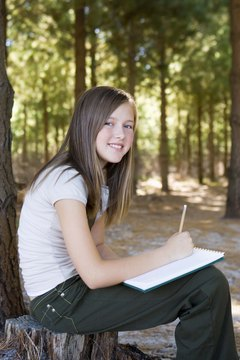 Encouraging students to write at home can also strengthen their writing skills.