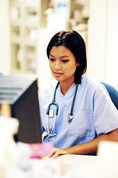 Nurses must learn efficient organizational skills in order to provide excellent patient care.