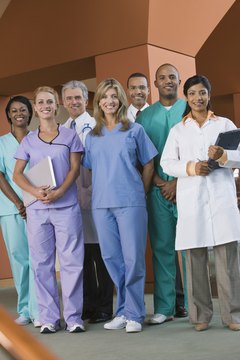 Nurses communicate with many different professionals throughout their work day.