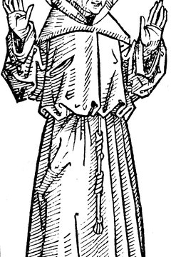 The Secular Franciscan Order was founded by St. Francis of Assisi.
