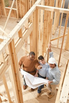 The FHA backs loans for room additions and other structural repairs.