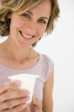 Yogurt may protect against some forms of cancer.