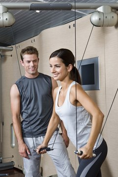 A fitness trainer can help you decide if training one or more muscles at a time is right for you.