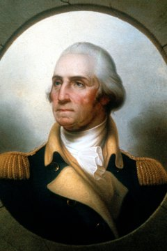 George Washington had already written a resignation letter but was convinced to run for re-election.