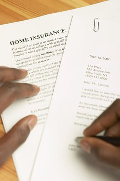 If your home insurance is cancelled, find replacement coverage as soon as possible.