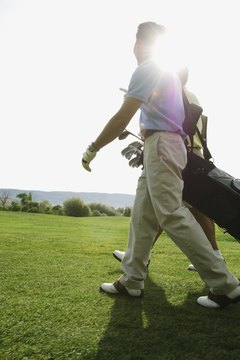 Prevent heat exhaustion that can occur on the golf course.